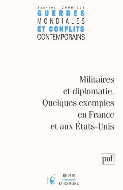 Militaires et diplomatie