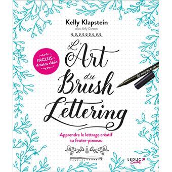 L'art du brush lettering