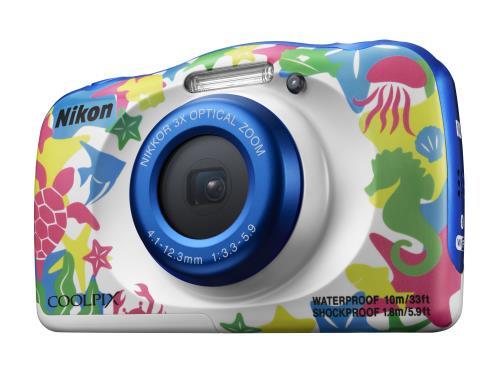 Compact Nikon Coolpix W100 Animaux Marins