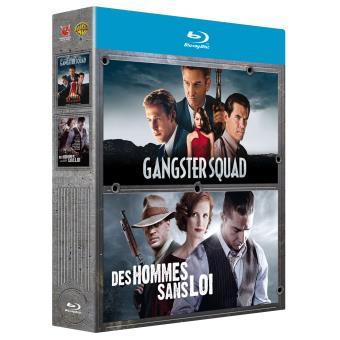 B-GANGSTER SQUAD-DES HOMMES SANS LOI-2 DISC-VF