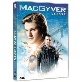 MacGyverMacGyver Saison 2 DVD