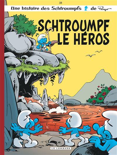Les Schtroumpfs Lombard - Schtroumpf le Héros