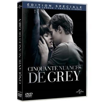 Cinquante nuances de GreyCinquante nuances de Grey DVD