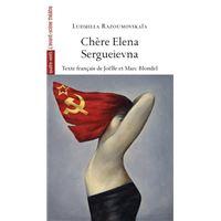 Chere Elena Sergueievna