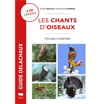 guide des oiseaux d europe
