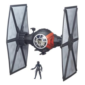 tie fighter sp cial forces premier ordre star wars black. Black Bedroom Furniture Sets. Home Design Ideas