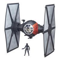 Star Wars Le Réveil de la Force Vaisseau et figurine 10 cm TIE Fighter