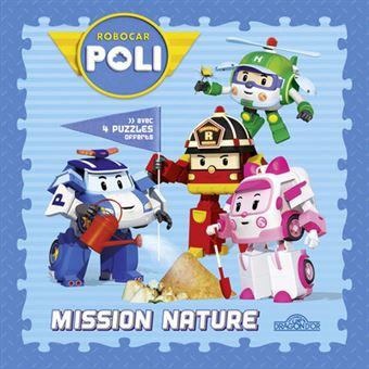 Robocar poli robocar poli mission nature roi - Poli robocar en francais ...