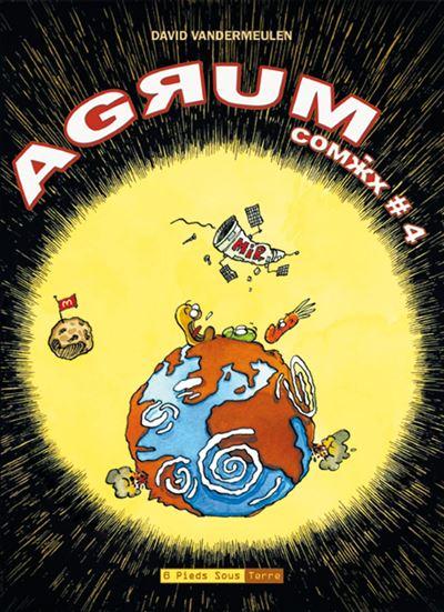 Agrum comix volume 4