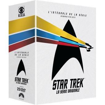 Star TrekStar Trek Intégrale de la série originale Coffret DVD