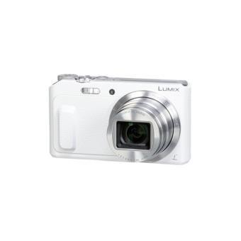 Compact Panasonic Lumix DMC-TZ58 Blanc