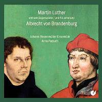 Martin luther und sein gegenspieler albrecht von brandenburg