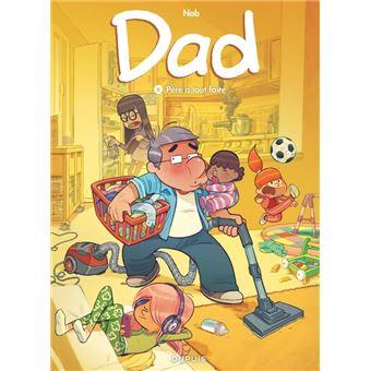 Dad Tome 6 Pere A Tout Faire