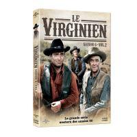 Le Virginien Saison 6 Volume 2 DVD