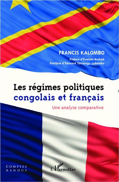 Les régimes politiques congolais et français
