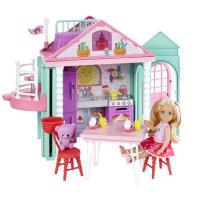 BARBIE - CHELSEA CLUBHOUSE