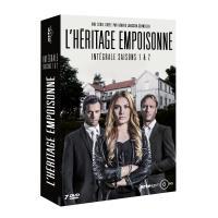 Coffret L'héritage empoisonné Saisons 1 et 2 DVD