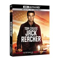 Jack Reacher Blu-ray 4K Ultra HD