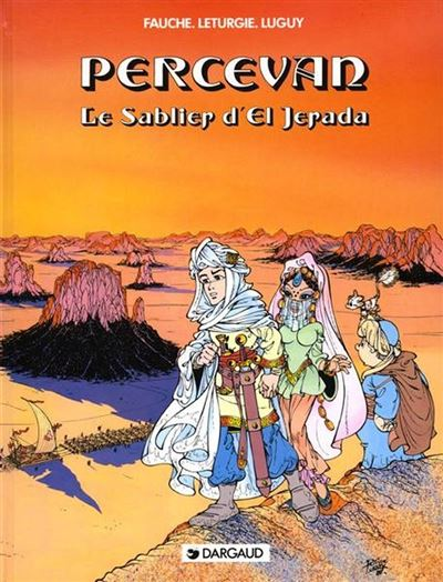 Percevan - Le Sablier d'El Jerada
