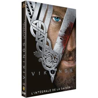 vikings vikings saison 1 dvd dvd zone 2 michael hirst. Black Bedroom Furniture Sets. Home Design Ideas