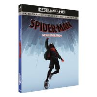 Spider-Man: New Generation Blu-ray 4K Ultra HD