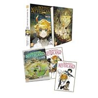 The Promised Neverland Coffret escape