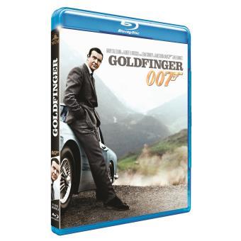 James BondGoldfinger Blu-ray