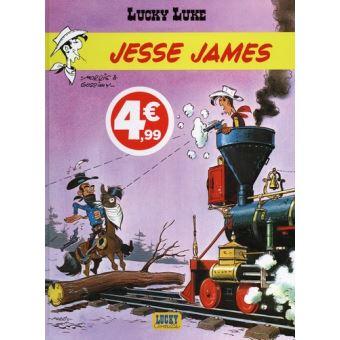 Lucky Luke - Jesse James (Indispensables 2020)