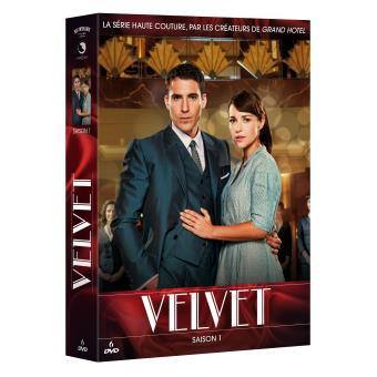 VelvetVelvet Saison 1 DVD