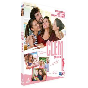 ClemClem Saison 6 DVD