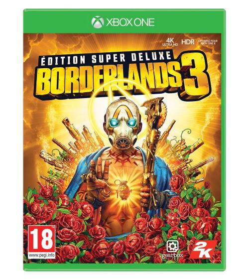 Borderlands 3 Edition Super Deluxe Xbox One