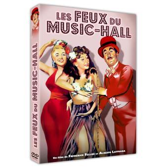 Les Feux du Music-Hall DVD