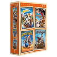 Coffret Enfant 4 films DVD