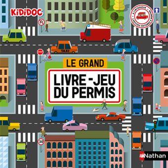 KididocGrand livre-jeu du permis