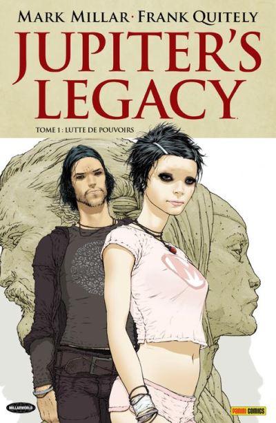 Jupiter's Legacy T01 - Lutte de pouvoirs - 9782809458268 - 8,99 €