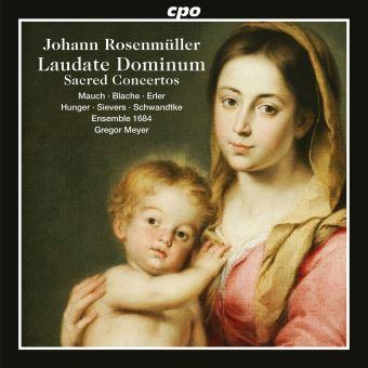 Laudate Dominum Concertos Sacrés