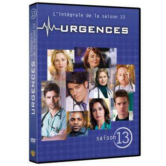 UrgencesUrgences Coffret intégral de la Saison 13 - DVD