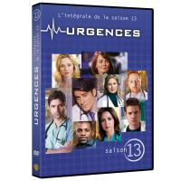Urgences Coffret intégral de la Saison 13 - DVD