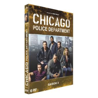 Chicago Police DepartmentChicago Police Department Saison 3 DVD