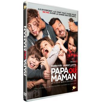 Papa ou MamanPapa ou maman DVD
