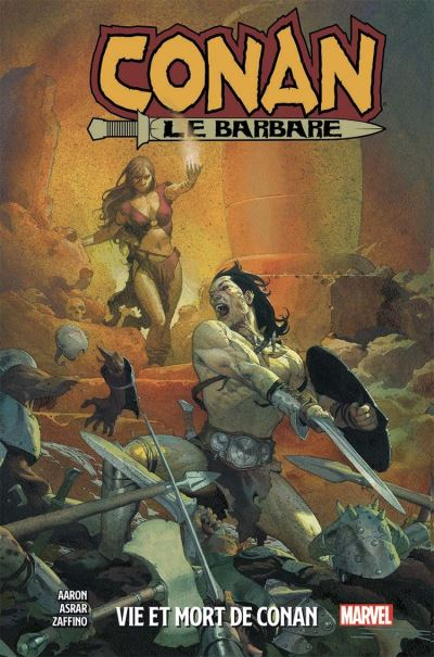 Conan le Barbare (2019) T01 - Vie et mort de Conan - 9782809483239 - 6,99 €