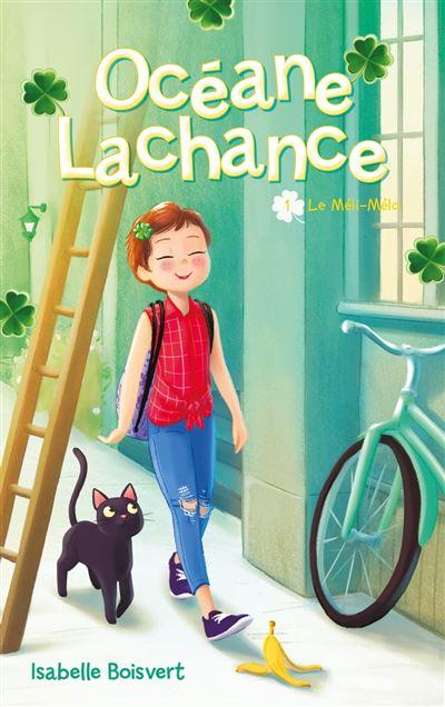 Océane Lachance - tome 1