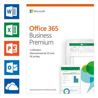 Microsoft Office 365 Business Premium FR