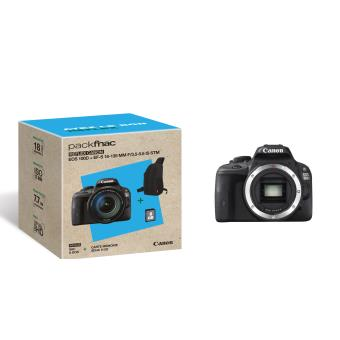 Canon Stm S Fnac Is Eos Ef PackReflexcamera 100dObjectief QhCrtsd