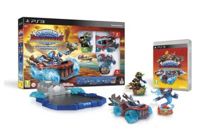 Starter Pack Skylanders SuperChargers PS3