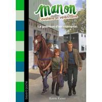 Manon, cavalière et vétérinaire