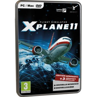 X Plane 11 PC et MAC