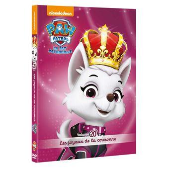 Pat' PatrouillePaw Patrol, La Pat' Patrouille Volume 20 Les joyaux de la couronne DVD