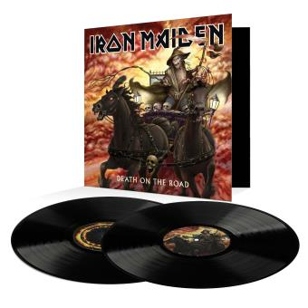 DEATH ON THE ROAD/2LP