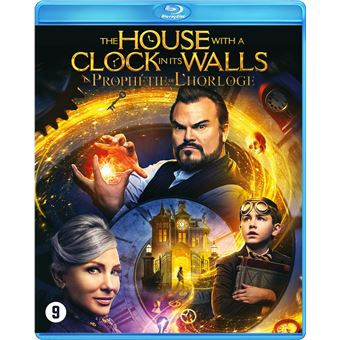 House with a clock in its walls-BIL-BLURAY